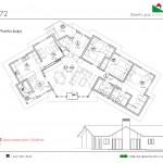 148 m2 plano 72