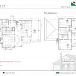 152 m2 plano 117