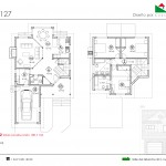153 m2 plano 127