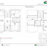 159 m2 plano 113