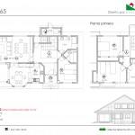165 m2 plano 65