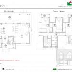 167 m2 plano 122