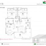 171 m2 plano 118