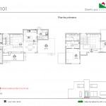182 m2 plano 101