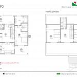 190 m2 plano 90
