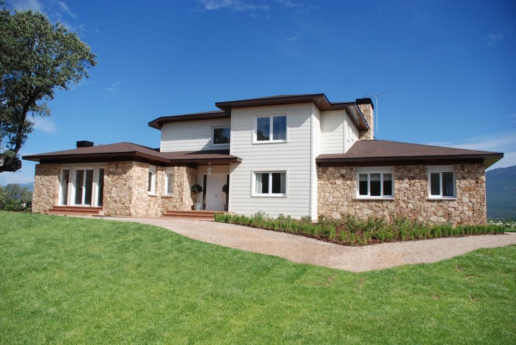 Casa north bay for Materiales para tejados de casas