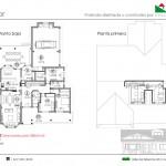 Plano Casa Labrador