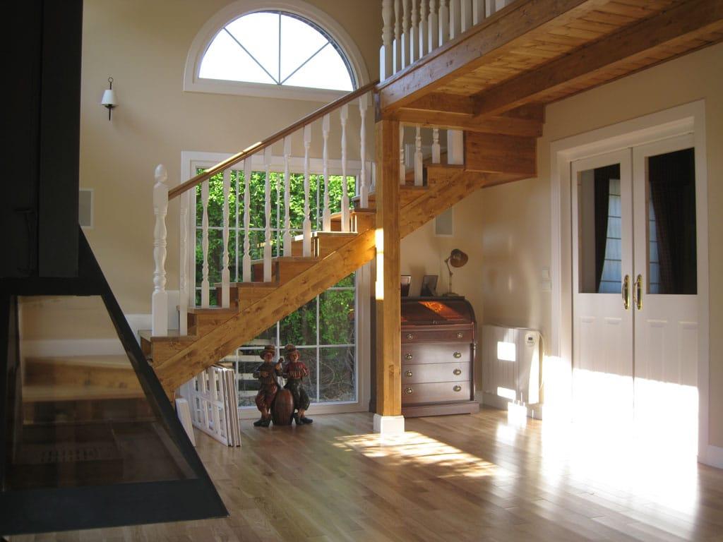 Interior ampliacion terminada - Casas canadienses madrid ...