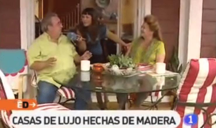 Reportaje España Directo Casas Canadienses