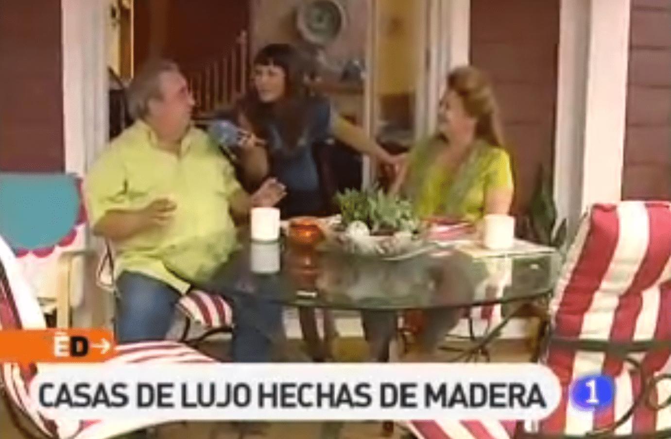 Reportaje espa a directo sobre casas canadienses canexel - Casas canadienses espana ...
