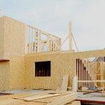 Estructura de casa Canexel