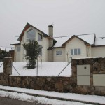 Obra nevada Fontenebro