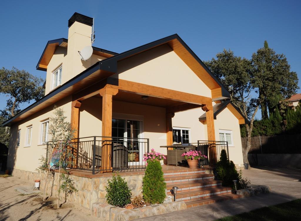 Casa yellowknife canexel - La casa de madera valencia ...