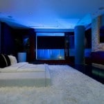 Casa de Lujo de Bill Gates. Dormitorio