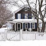 casa hamptons porche
