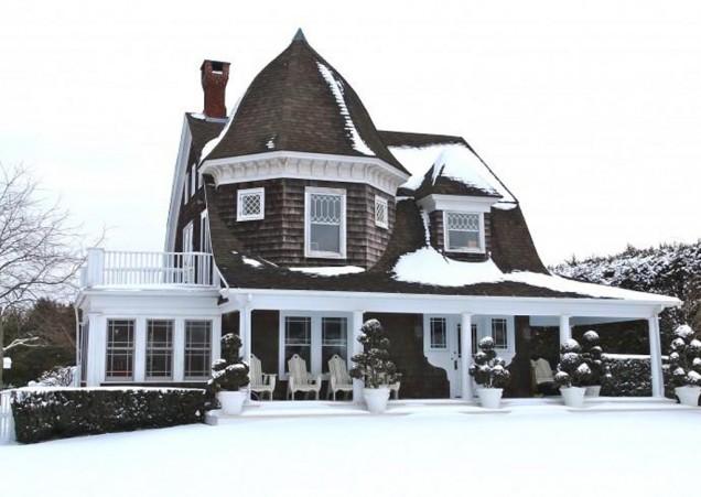 casas invierno: