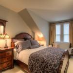 dormitorio adosado madera