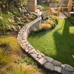 jardin chimenea