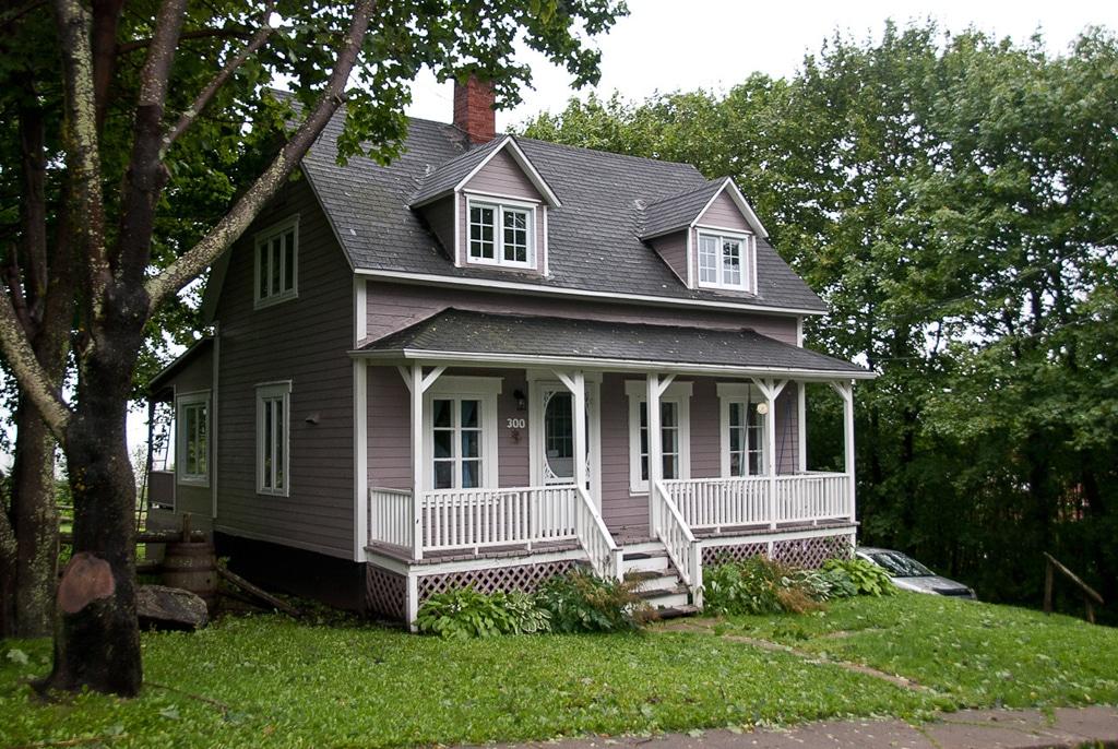 Las casas canadienses de 39 tu casa a juicio 39 canexel - Maison bois americaine ...