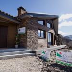 Campelles casa ecológica