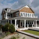 casa americana madera