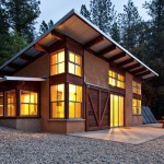 Casa pasiva de madera