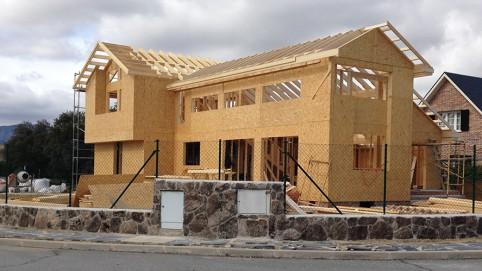 Casas prefabricadas canexel construcci n canadiense for Canexel construcciones