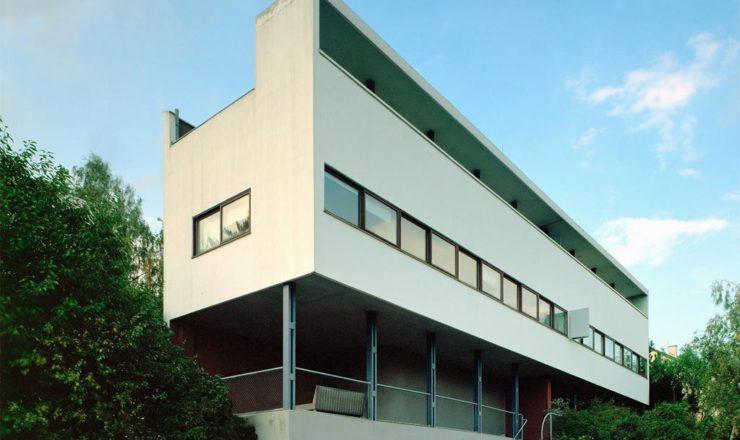 Le Corbusier Fachada