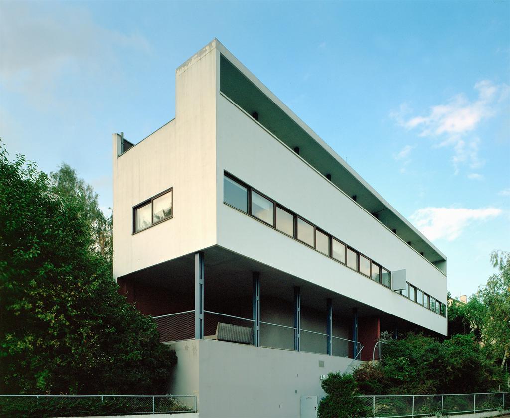 Le corbusier el arquitecto de la modernidad canexel for Arquitectos de la arquitectura moderna