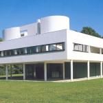 Villa Savoy Le Corbusier