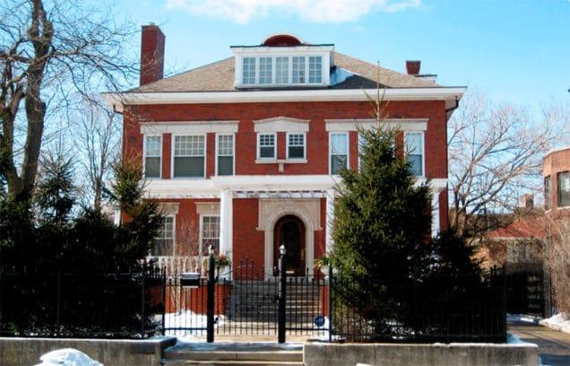 Casa Barack Obama