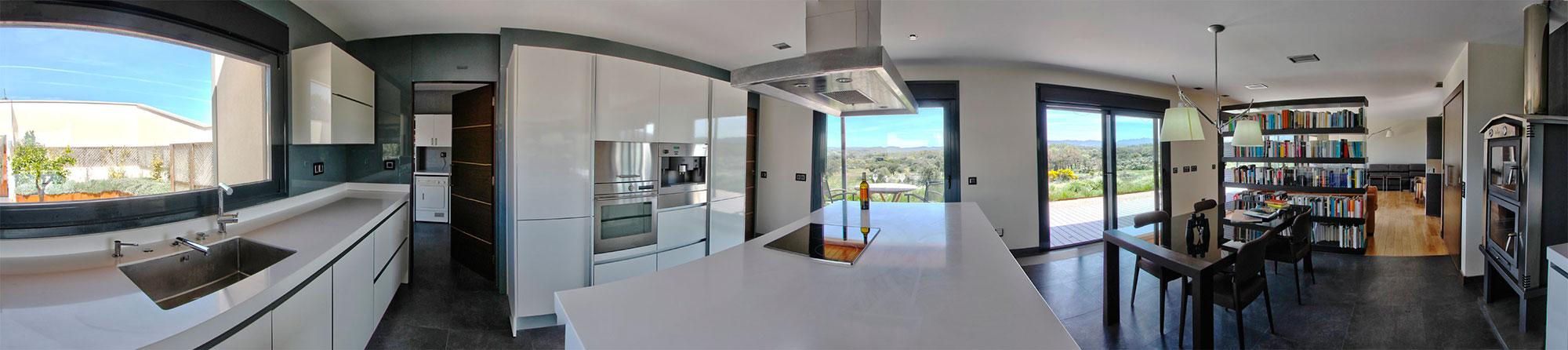 Casa corten h canexel - Presupuesto cocina completa ...