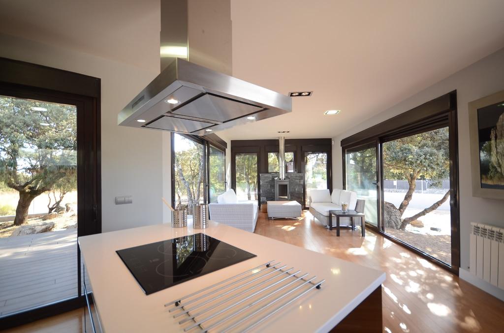 Ideas para dise ar la cocina de tu casa canexel for Cocinas de lujo madrid