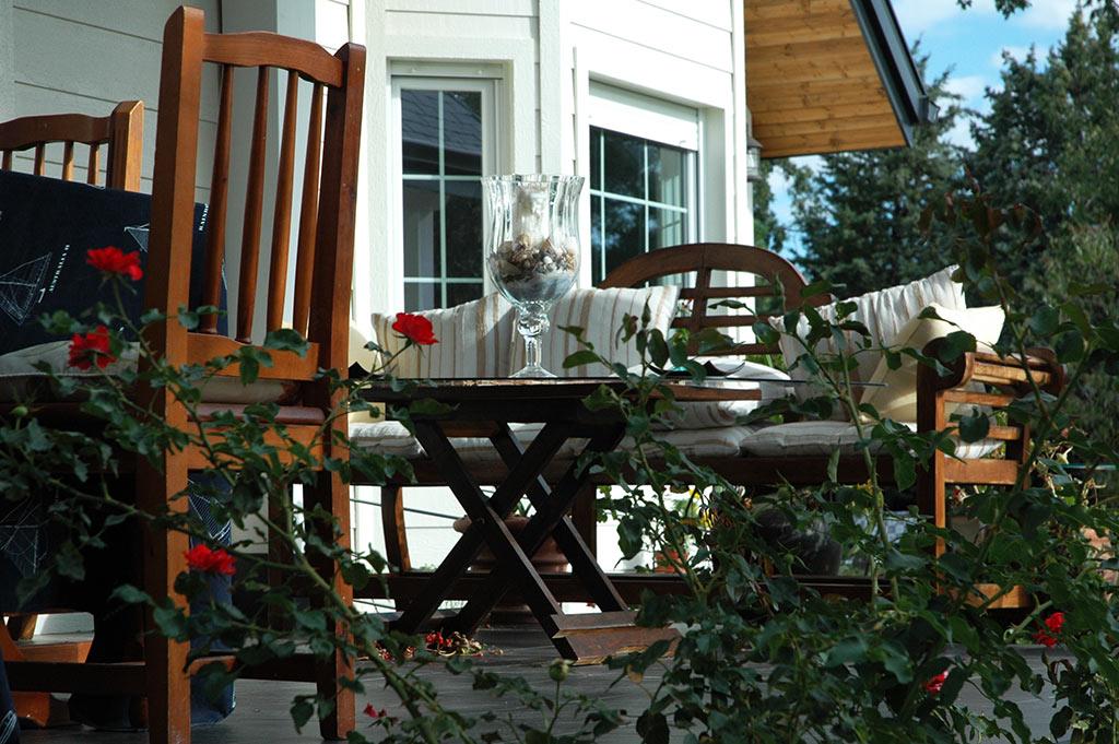 Casa de madera en la sierra de madrid canexel - Casas canadienses canexel ...