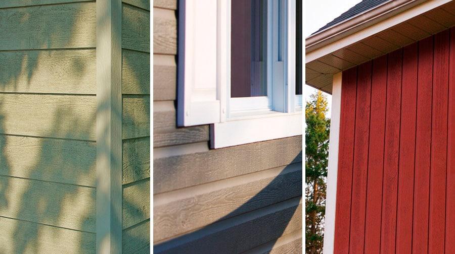 Revestimiento de canexel los tres tipos canexel - Revestimientos exteriores para casas ...