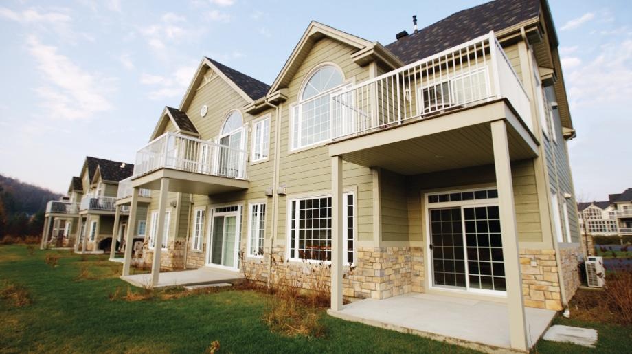 Revestimiento exterior casas americanas revestimiento - Casas americanas en espana ...