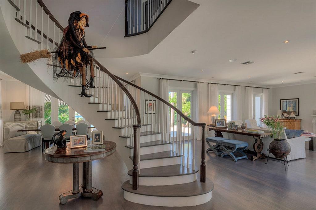 Casas americanas en halloween canexel for Decoracion interior casa