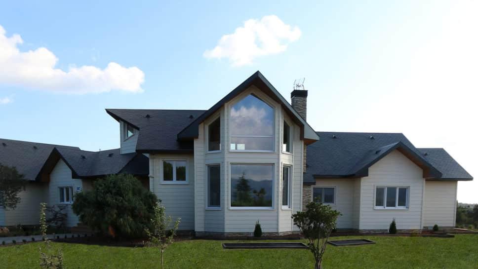 Casas de madera toledo finest casas de madera de m for Casas de madera a medida
