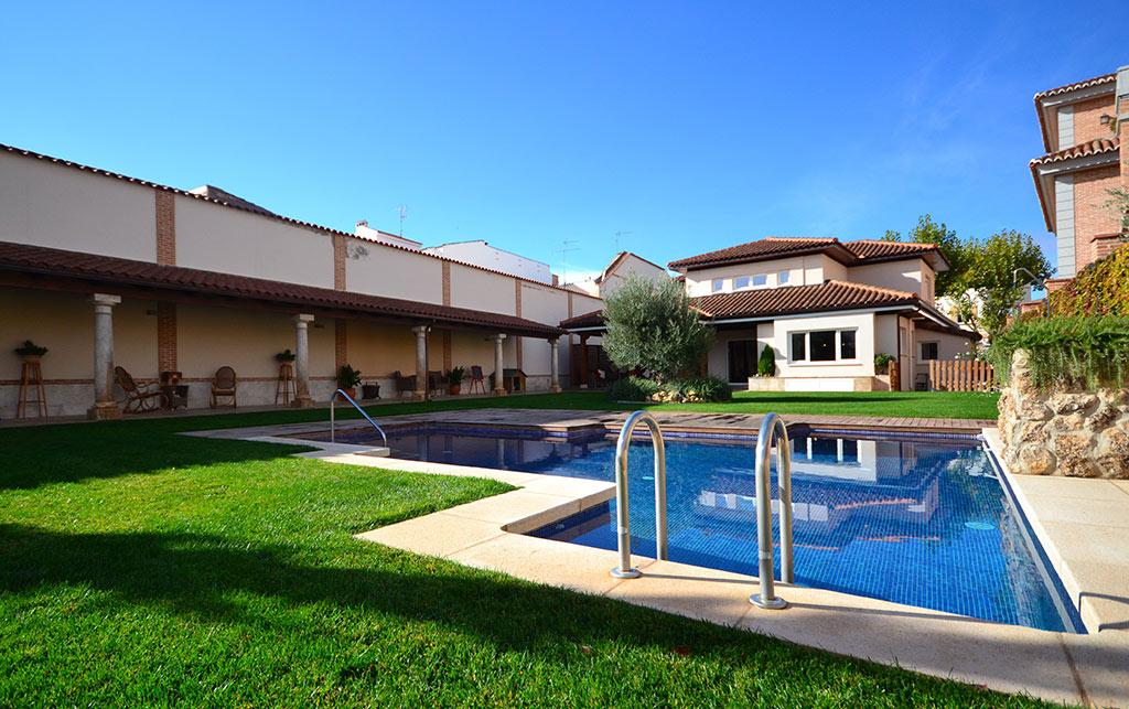 Casa richmond canexel casas de madera for Casa ciudad jardin almeria