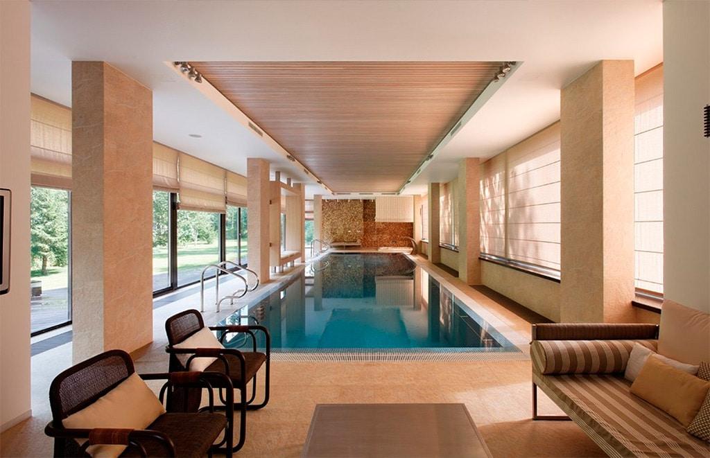 Piscinas de interior canexel - Casa rural piscina interior ...