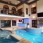 piscina lujo