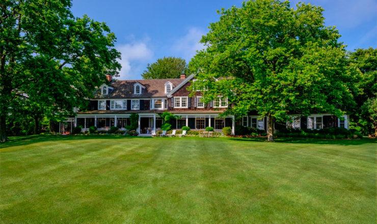 Casa de lujo en los Hamptons
