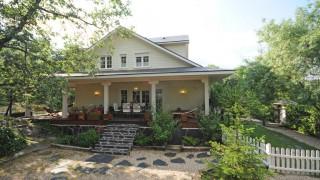 casa ecológica en la sierra