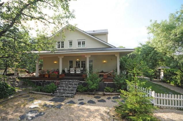Blog de canexel construcciones - Casa jardin madera ...
