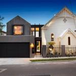 casa moderna gotico americano