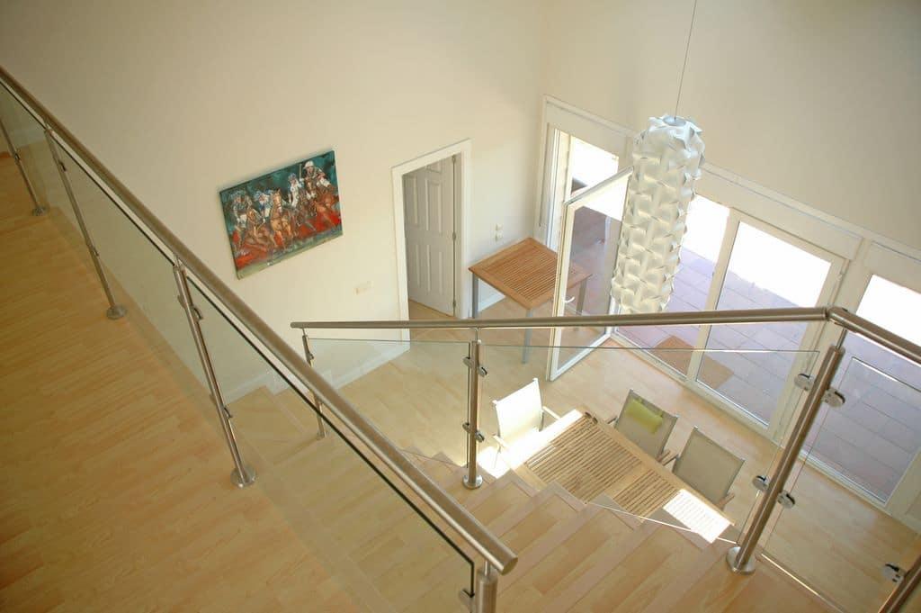 Escaleras de dise o canexel - Barandillas de escaleras interiores ...