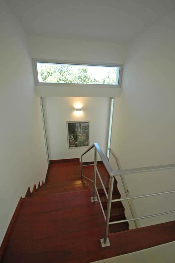 Barandillas modernas para escaleras latest catlogo de - Barandillas escaleras modernas ...