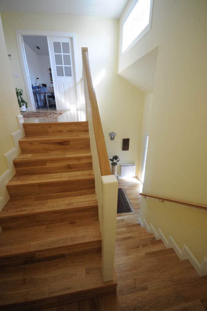 Escaleras de dise o canexel for Jaula de la escalera de color idea