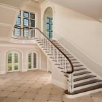 escaleras presidenciales