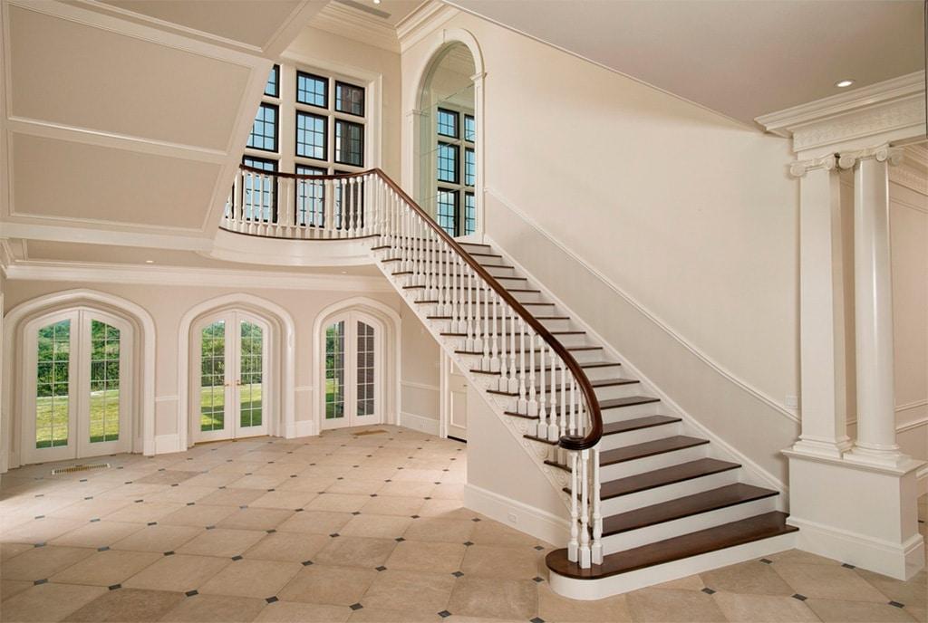 Casa de lujo en nueva inglaterra canexel for Escaleras de casas de lujo